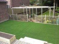 artifical turf shropshire