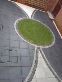 artifical turf telford