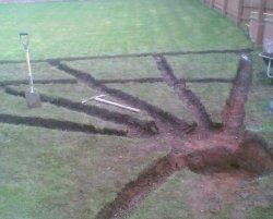 shropshire garden drainage - Garden Drainage