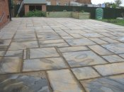 bowland cathedral patio paving