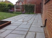 bowland windsor welsh slate paving