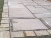 shrewsbury sandstone patio