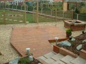 shropshire timber decking