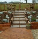 shropshire decking landscaping