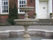 shropshire hotel fountain