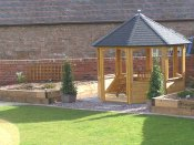 barn conversion gardens