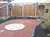 budget landscaping shropshire