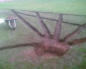 Garden Drainage Services Shropshire