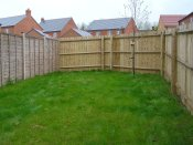 shropshire garden low maintenance