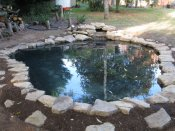 telford pond renovation