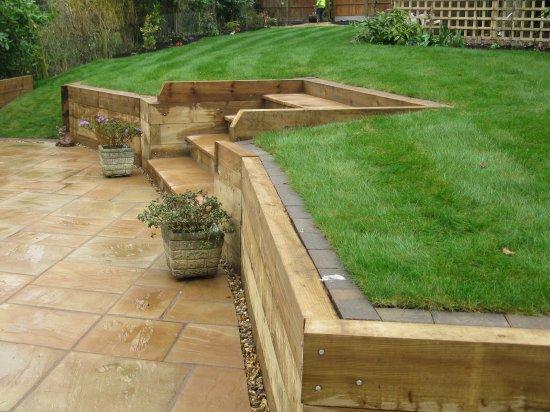 Garden Design Shropshire