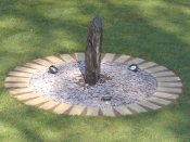 water feature slate feature telford